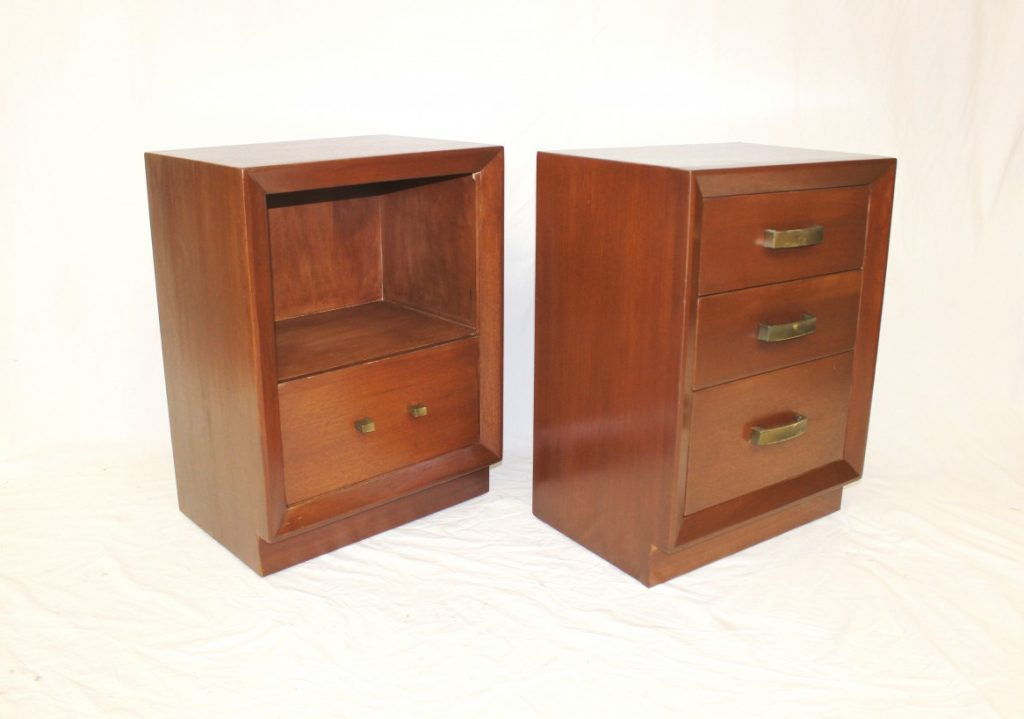 14 Inch Wide Nightstand Prepac Coal Harbor Espresso 24 Inch 3 Drawer And Wide Nightstand With