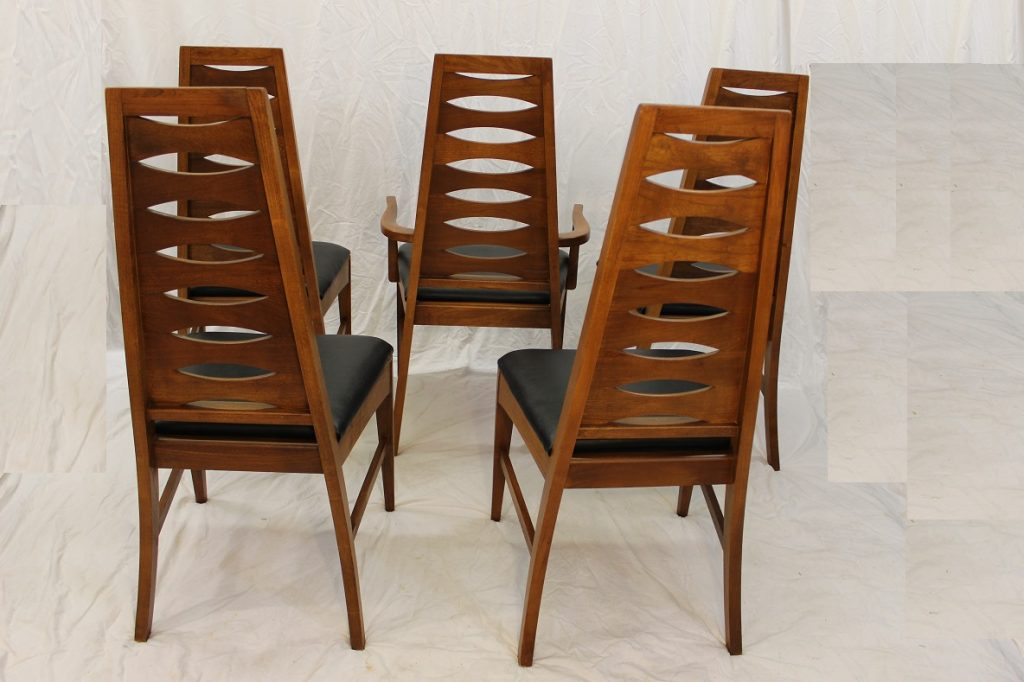 Broyhill chairs interesting wood table broyhill dining for Broyhill dining room furniture