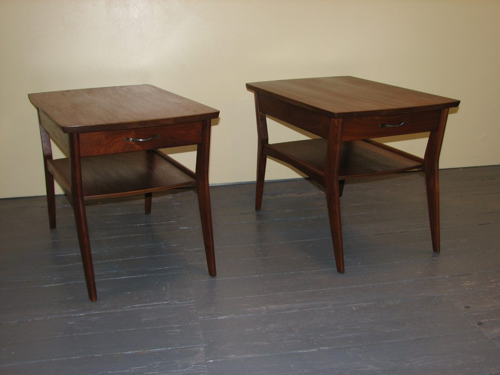 Mid Century Modern Mersman Tables 3pc Specializing In Mid