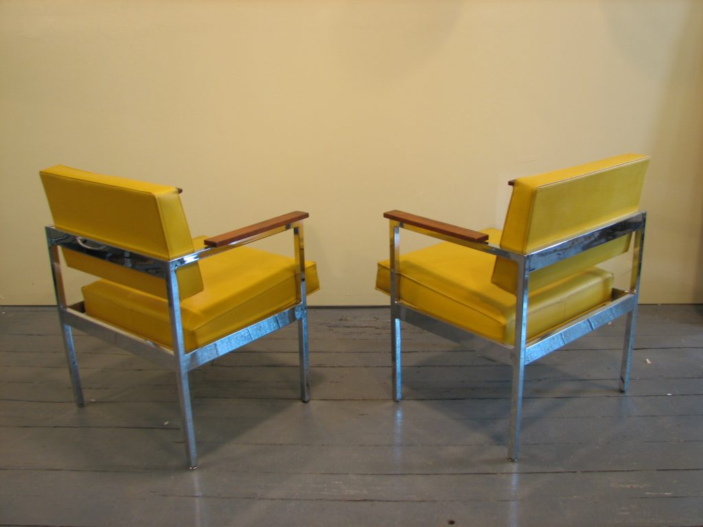 steelcase yellow chairs 12 - Steelcase Chairs