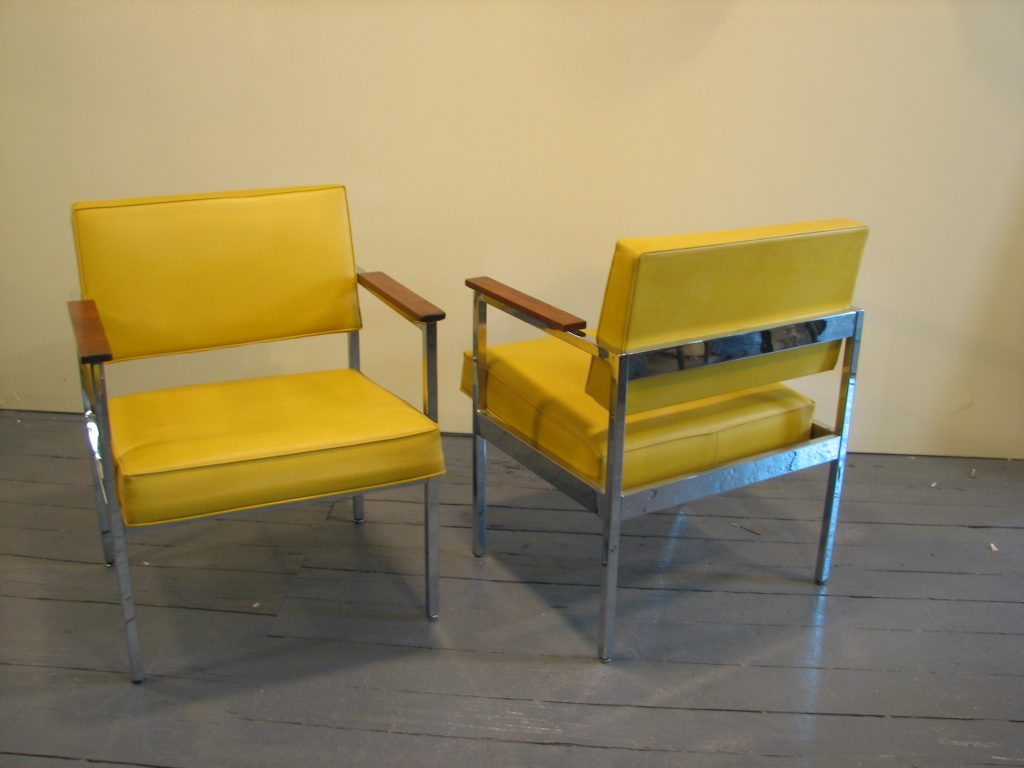 steelcase yellow chairs 14 - Steelcase Chairs