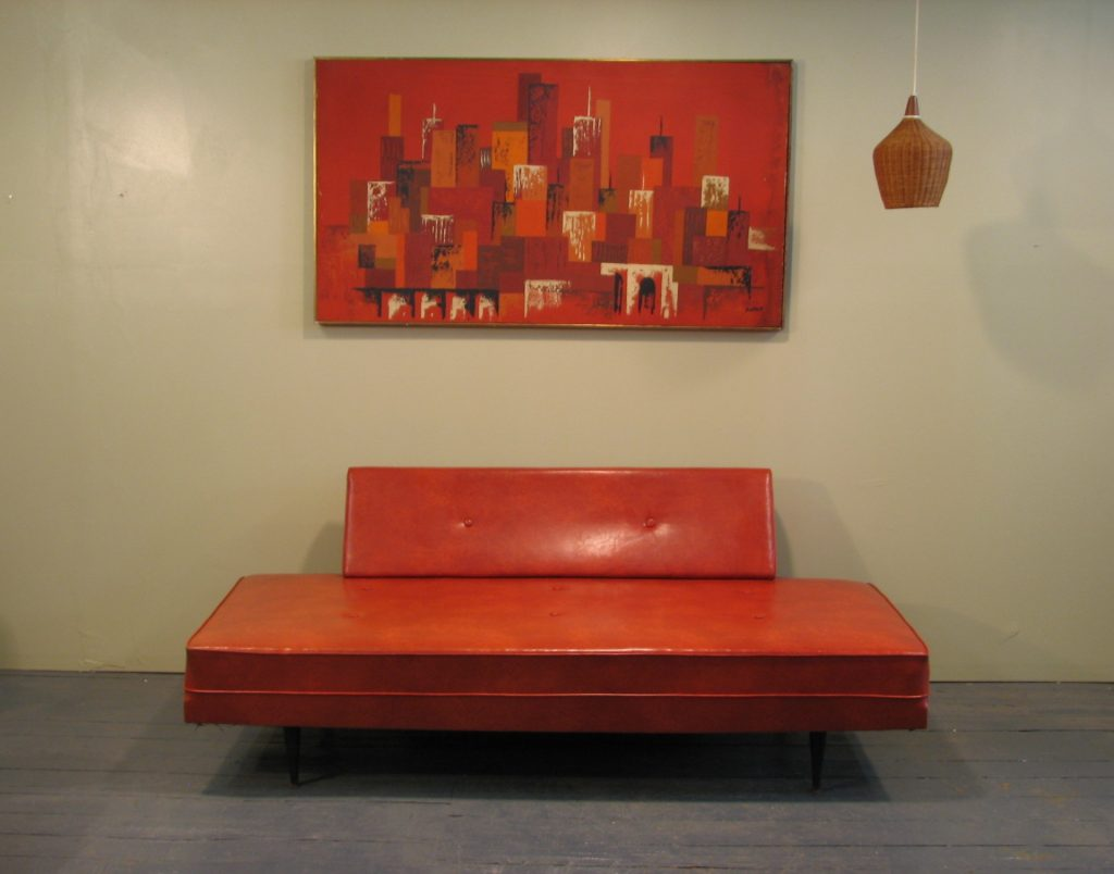 orange couch. i love the couch and cushions but iu0027d change the