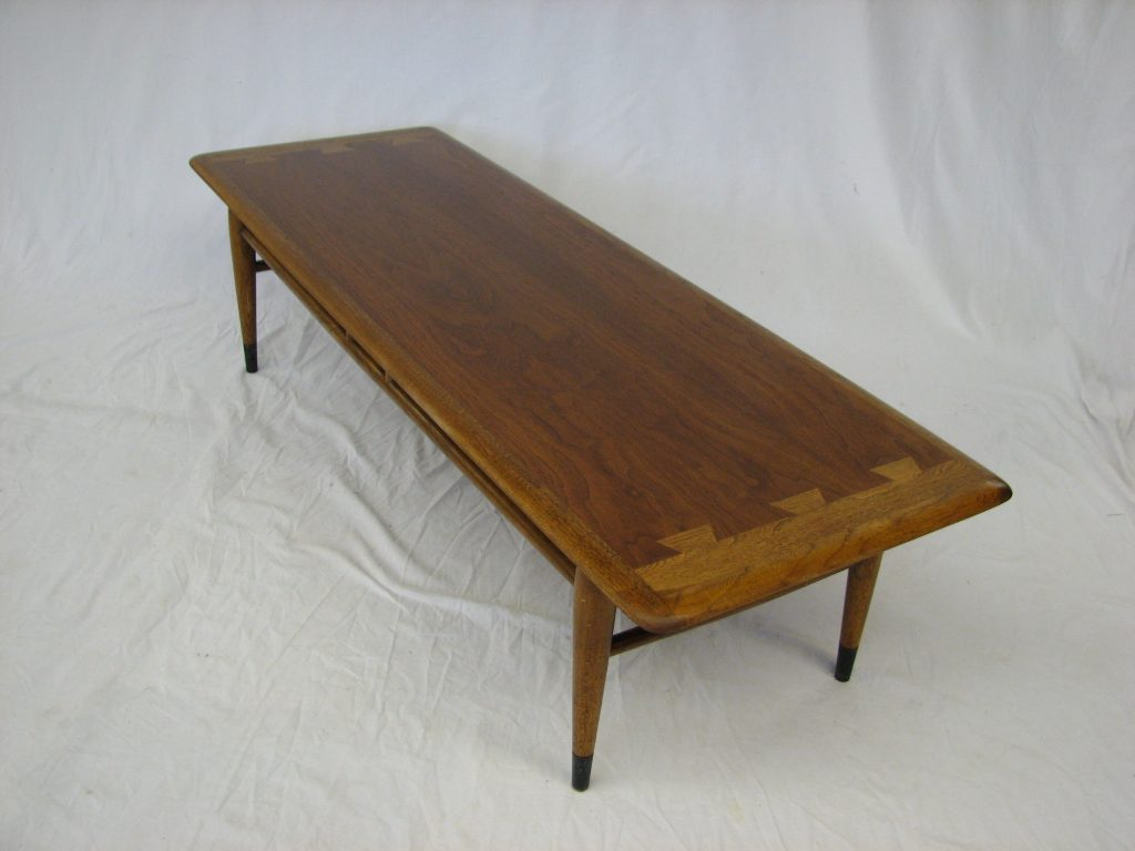 Lane Coffee Table Medium Walnut Specializing In Mid